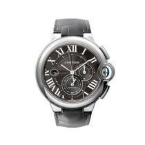 Cartier Ballon Bleu Gray Flinque Dial Mens Watch W6920079