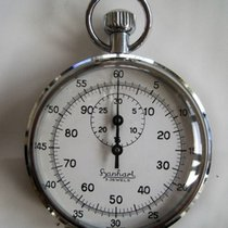 Hanhart - pocket watch / one hand stop watch - from 1960 -...