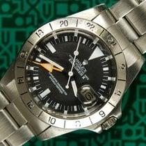 Rolex Explorer II 1655 orange hand 1978
