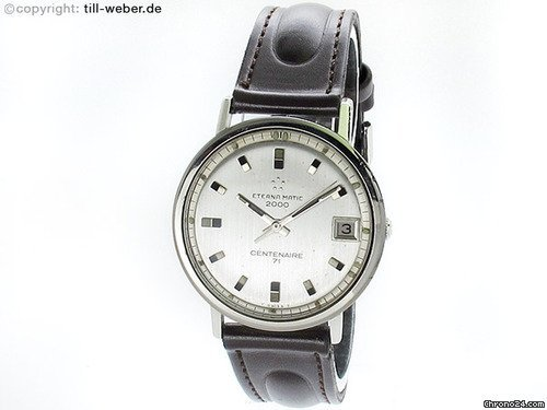 Eterna &amp;#34;Eterna-Matic 2000 Centenaire 71&amp;#34;