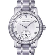 Audemars Piguet Jules Audemars Small Seconds Diamond Bezel