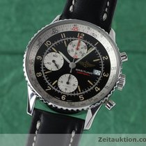 Breitling Navitimer Football Chronograph Automatik Edelstahl...