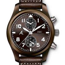 "IWC Flieger Chronograph ""The Last Flight"""