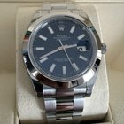 Rolex Oyster Datejust II Steel Bleu Dial 42 mm (Full Se...