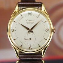 Cortébert Oversize Calatrava 38mm Rare Vintage Watch