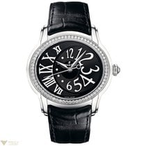 Audemars Piguet Millenary Automatic Stainless Steel Leather...