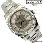Rolex Datejust 116200 bicolor silver dial 2010