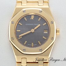 Audemars Piguet ROYAL OAK GELBGOLD 750 Damenuhr