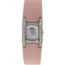 Ebel Ladies Ebel Beluga Stainless Steel with Diamonds Watch
