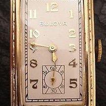 Bulova 1937 President 1941 Movement Cal 7ap 17 Jewel B- 10k...