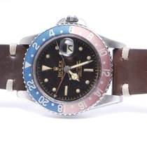Rolex GMT Master 1675 Brown Tropical Chapter Ring