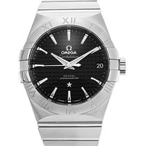 Omega Watch Constellation Chronometer 123.10.38.21.01.002