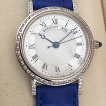 Breguet Classic 18kWG Diamonds 69% off