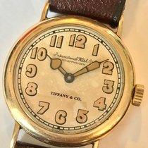 IWC Tiffany & Co 14k ArtDeco 1930