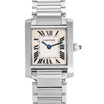 Cartier Watch Tank Francaise W51028Q3