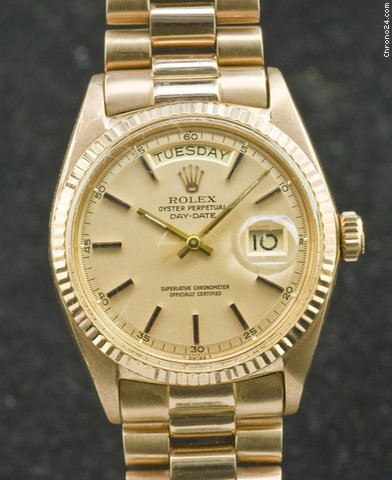 Rolex Day Date 1803 pink gold