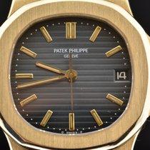 Patek Philippe NAUTILUS 3800 J RARE BLUE DIAL