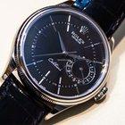 Rolex NEW Cellini Date WG 50519 black 39mm (List Price:HK$138,...