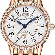 Jaeger-LeCoultre [NEW] Rendez-Vous Silver Dial Rose Gold...