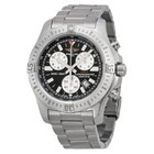Breitling Colt Chronograph Black Dial Stainless Steel Men'...