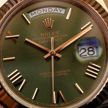 勞力士 (Rolex) Day - Date green dial