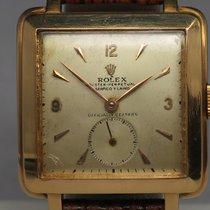 Rolex Vintage Cioccolatone 4645 Yellow Gold Serpico Y Laino
