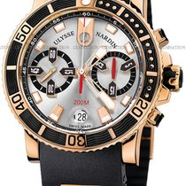 Ulysse Nardin Marine Maxi Marine Diver Chronograph 8006-102-3A.91