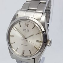 Rolex Vintage 70s Precison 6427 Manual 35mm Mens Watch