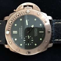 Panerai Luminor Submersible 1950  3 Days Bronze Special...