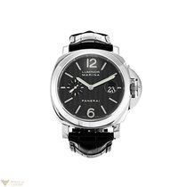 Panerai Luminor Marina 18K White Gold Watch