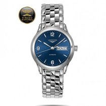 Longines - Flagship Automatic Day Date Mens Watch