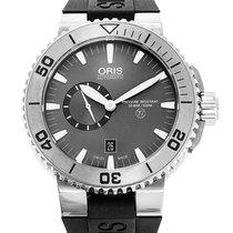 Oris Watch Aquis Titan Small Second Date 743 7664 72 53 RS