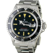 Rolex Submariner Date Red Vintage