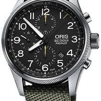 Oris Big Crown ProPilot Chronograph 44mm 01 774 7699 4134-07 5...