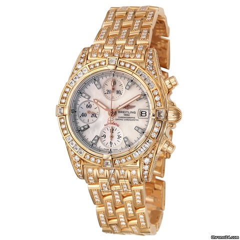 Breitling Men&amp;#39;s Windrider Chronomat Evolution Watch