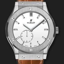 Hublot Classic Fusion Classico Ultra-Thin Titanium White 45 mm