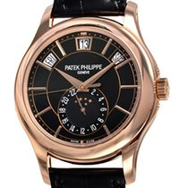 Patek Philippe [NEW] SA Complications 5205R Rose Gold Black Dial
