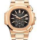 Патек Филип (Patek Philippe) Nautilus Chronograph Rose Gold