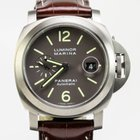 Panerai Luminor Marina Titanium Tabacco Brown