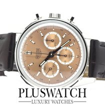 TAG Heuer Carrera Re-Edition 1964 36mm Brown Dial CS 3112 1212