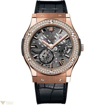Hublot Classic Fusion 42mm Classico Ultra-thin skeleton King...