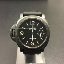Panerai Luminor026 left handed pvd