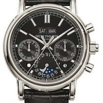 Patek Philippe Platinum Split Seconds Perpetual Chrono Ref. 5204P