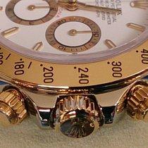 Rolex DAYTONA ST GG REF 16523 ZENITH++WIE NEU++B&P ROLEX...