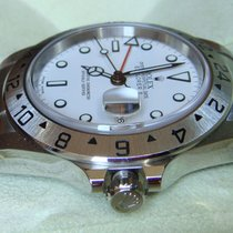 Rolex Explorer II Ref 16570 WD++CAL 3185++Komplett++ NEAR NOS