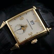 Girard Perregaux 1945 Vintage 18k GOLD king size