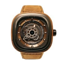 Sevenfriday P2B/03 W Woody Automatic Limited Edition