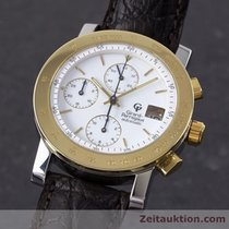 Girard Perregaux 7000 Chronograph Stahl / Gold Automatik Herren