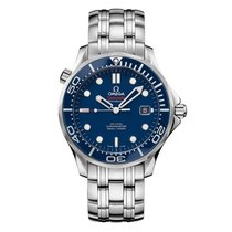 Omega Seamaster Steel Blue Dial 212.30.41.20.03.001 Mens watch