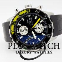 """IWC """"Aquatimer"""" Divers Chronograph JUST SERVICED..."""